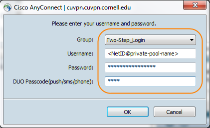 Connect Windows to CU VPN | IT@Cornell