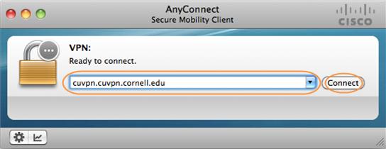 Connect Macintosh to CU VPN | IT@Cornell