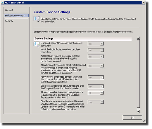 Deploy System Center Endpoint Protection | IT@Cornell