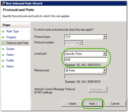 Secure Windows Traffic with IPsec | IT@Cornell