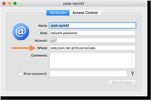 Net-Print Problem: Mac OS X Pauses, Never Prints | IT@Cornell