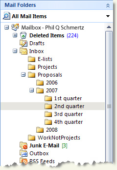 Share Your Mail Folders in Outlook 2013 for Windows | IT@Cornell