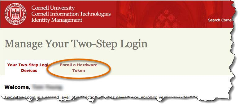Two-Step Login Setup Guide | IT@Cornell